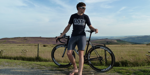 Andrew Newby - Road Cyclist