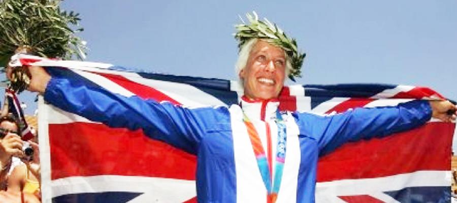 Helen Reeves - Olympic Medalist
