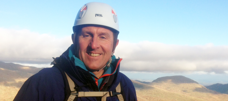 Roger Palin - Proffesional Outdoor Instructor